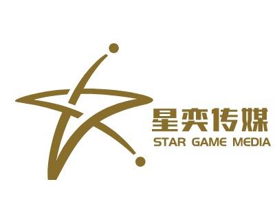 长沙星奕传媒STAR GAMElogo标志设计