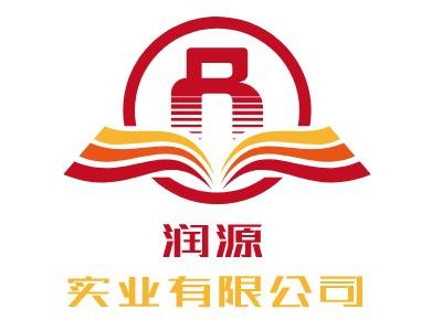 成都润源logo标志设计