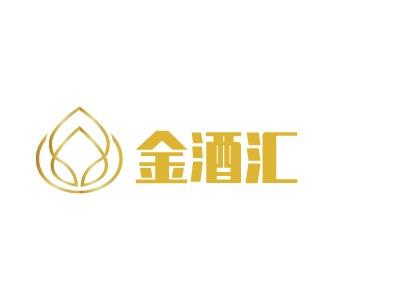 厦门金酒汇店铺logo头像设计