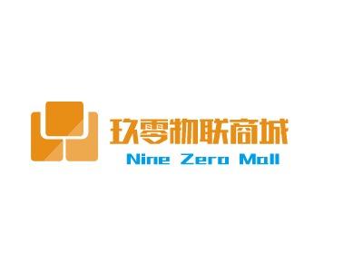 厦门NineZeroMall公司logo设计