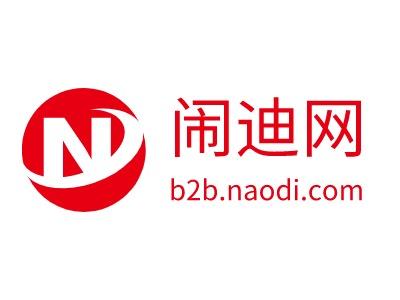 郑州闹迪网公司logo设计