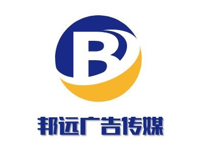 杭州邦远advertisement传媒企业标志设计