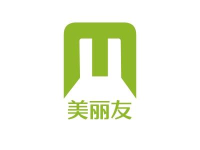 南京美丽友门店logo设计
