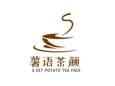 成都 SWEET POTATO TEA FACE店铺logo头像设计
