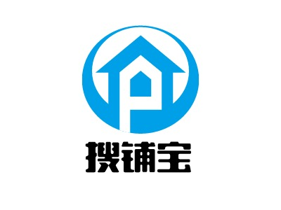 search铺宝企业标志设计