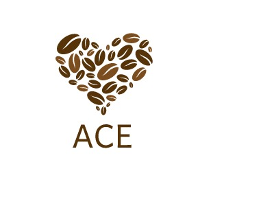 ACE店铺logo头像设计