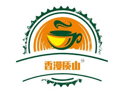 香漫质山店铺logo头像设计