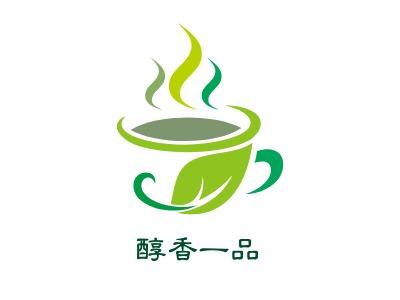 醇香�黄返昶蘬ogo头像设计