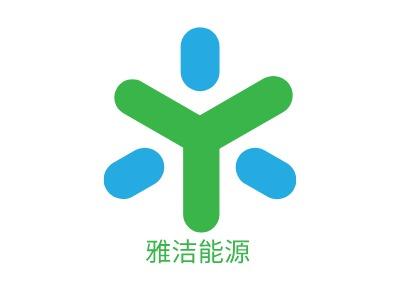 雅洁能源企业标志设计