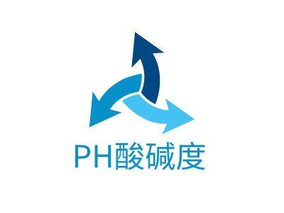 PH酸碱度企业标志设计