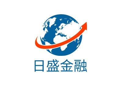 日盛金融公司logo设计