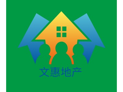 天津文惠地产企业标志设计