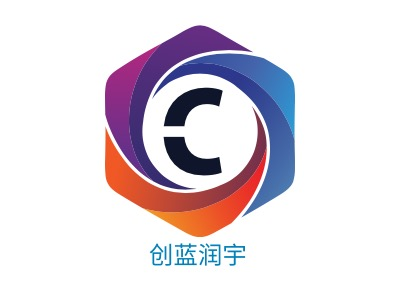 创蓝润宇企业标志设计