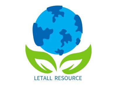 LETALL RESOURCE公司logo设计