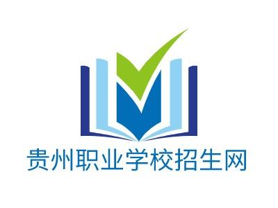 贵州职业school招生网logo标志设计
