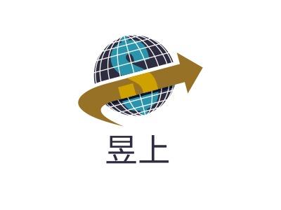 昱上公司logo设计