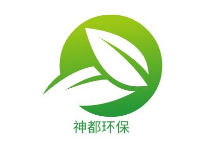 神都环保企业标志设计