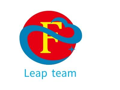 Leapteam 公司logo设计
