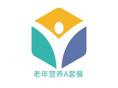天津老年NutritionA套餐门店logo设计