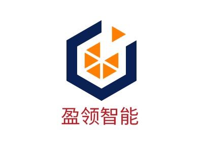 上海盈领智能企业标志设计