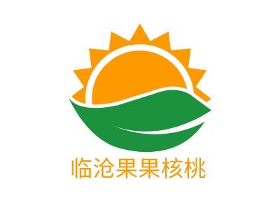 临沧果果核桃brandlogo设计
