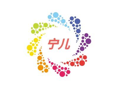 天津宁儿公司logo设计