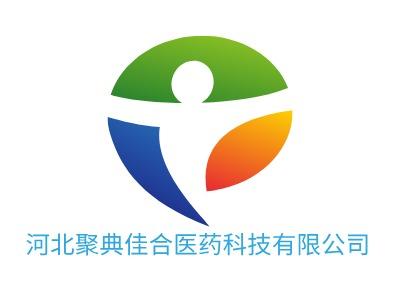 天津河北聚典佳合医药科技有限公�酒笠�标志设计