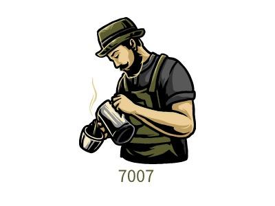 7007brandlogo设计