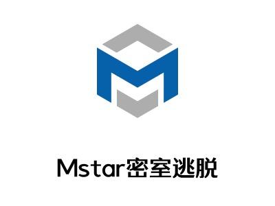 Mstar密室�油裭ogo标志设计