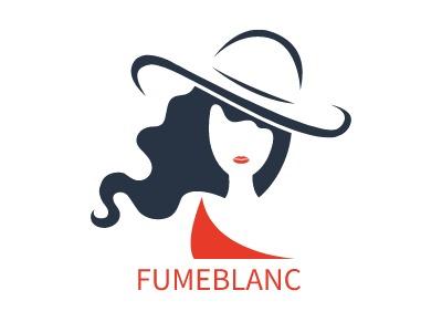 上海FUMEBLANC门店logo设计