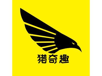 猎奇趣logo标志设计
