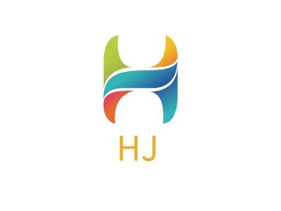 HJ公司logo设计