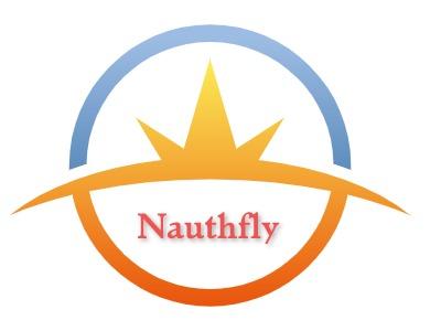 Nauthfly企业标志设计