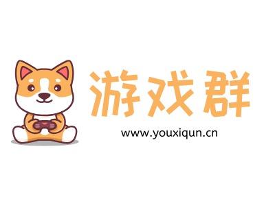 game群logo标志设计