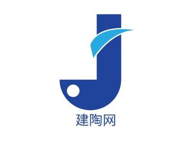 上海建陶网公司logo设计