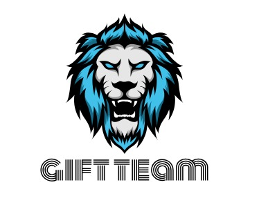 GIFT TEAMlogo标志设计