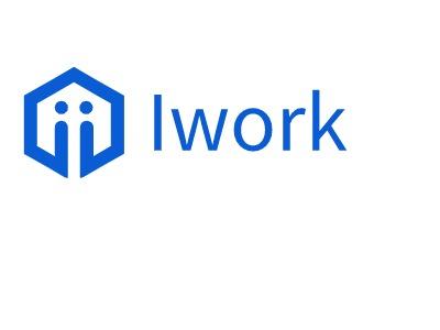 上海Iwork公司logo设计