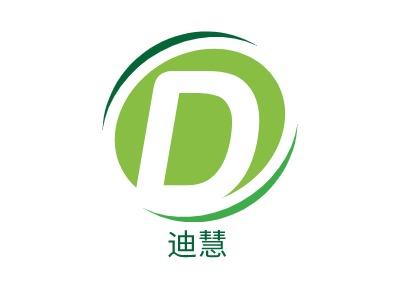 迪慧logo标志设计