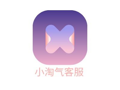小淘气客服公司logo设计