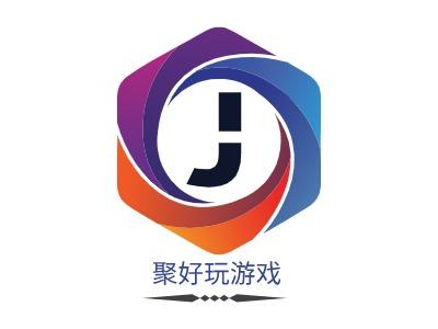 上海聚好玩game公司logo设计