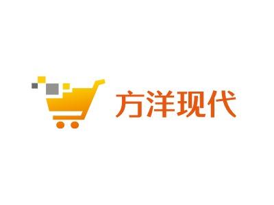 方洋现代公司logo设计