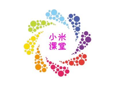 上海 小米课堂   logo标志设计