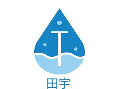 田宇企业标志设计