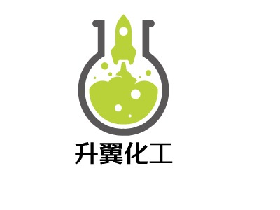 升翼化工企业标志设计