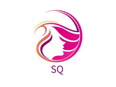 天津SQ门店logo设计