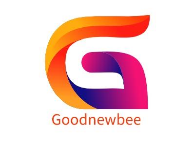 Goodnewbee公司logo设计