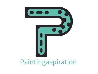 Paintingaspiration企业标志设计