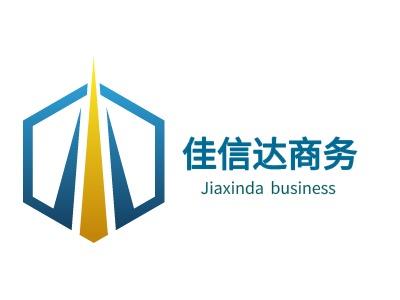 �研糯锷�务公司logo设计