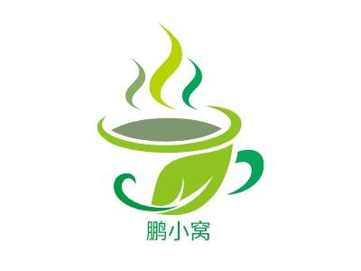 鹏小窝店铺logo头像设计