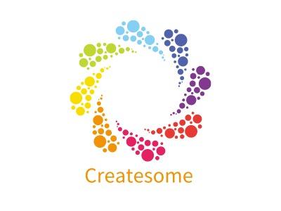 Createsome公司logo设计